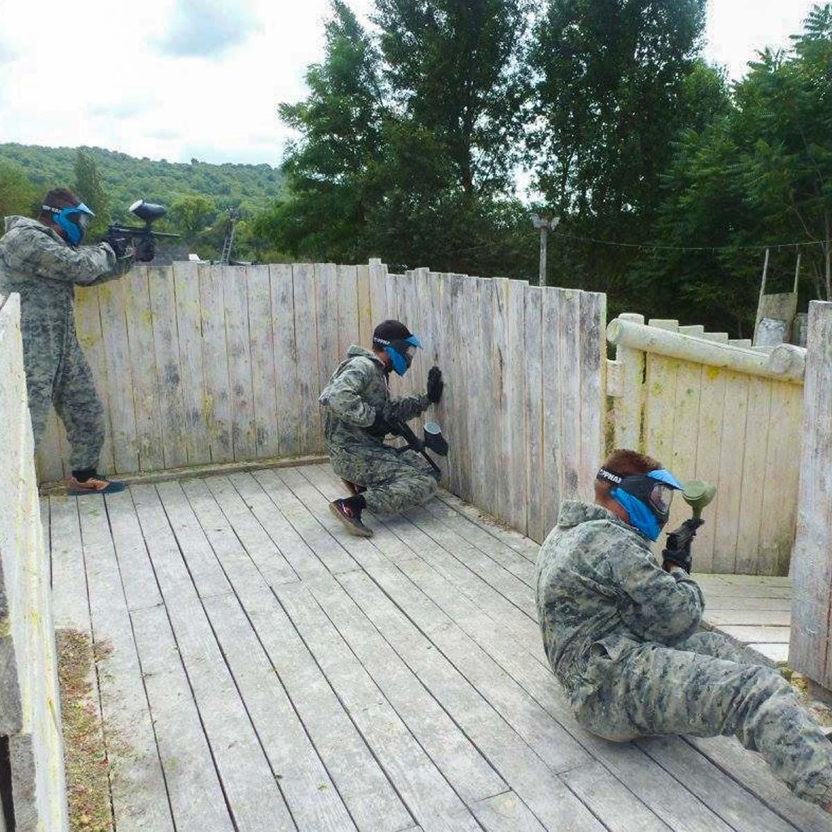 BSKS-paintball-Lyon-agencement-terrain-forteresse